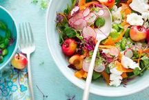 Photography Delicious Salads