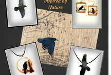 Crow Art / This board contains crow art I have created and crow art I admire created by others.