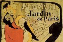 Henri Toulouse-Lautrec / dessins, affiches, tableaux
