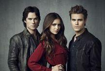 TV SHOW: Vampire Diaries / by Jenna Marilyn