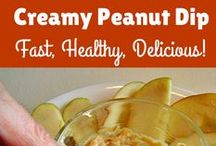 Healthy Snacks / Quick, easy & healthy snacks for kids and adults, too!