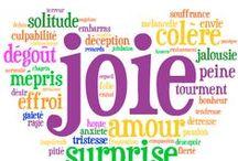 école / vie de classe, apprendre le français, sources pour les enfants