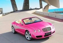 Autofolierung | FOR GIRLS / pink | lila | Mädchenfarben | Car Wrapping for girls