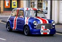 Autofolierung | UNION JACK / Union Jack Car Wrapping | GB