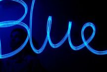 Azul / Favorite color