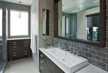 Ideas for Mom's Bathroom / by Jessica Wynecoop