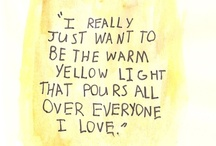 word love / my love affair with quotes and beautiful words