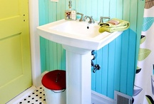 lovely little bathrooms / get naked / by Lori McDonough