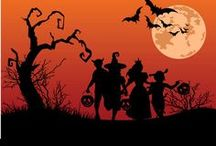 Halloween / Everything Halloween......my year round décor of choice! / by Theresa Louise