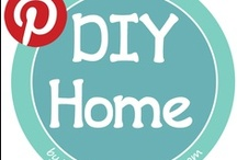 DIY Home / DIY ideas for home decor, furniture, practical and more.