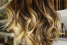Hair / Funky hair styles for long to medium hair