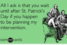 St. Patrick's Day / by Gina Mathis
