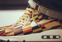 S&S // Sneakers and Shoes / A collection of my favorite sneakers and shoes.  / by Miguel Vaz