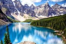 CANADA, My Beautiful Country / This board is dedicated to  Canada! / by Lola Wojo