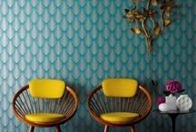 Hogar, dulce hogar / #casa #deco #chachi #vintage #interior #furniture