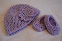 Crochet / by Sherry West