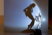shadow art / by Zeynep Düzenli