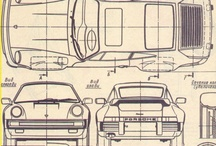 Technical Drawings, Vehicle / by Simon F