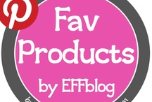Favorite Products & Companies