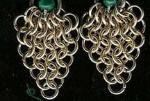 Chain maille / not easy, but beautiful technique / by Pawel Dolatowski
