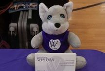 On the Road with Admissions / by Wesleyan College