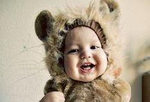 cute little babes / by Katie Luschen