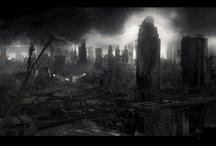 Writing - Dark City