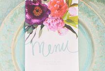 Menu designs ♥ / Menus, menu, menu cards, restaurant menu, cafes menu, menu placement, menu graphic design / by Johana Ufa