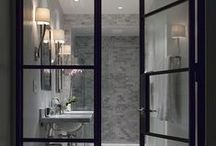 Master bath / by Design{on}Paper