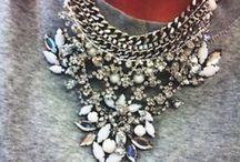 Accessorize me / accessorize, accessories (bangles, earrings, necklaces,etc), bold necklace, statement necklace, blink, pendant, sunglasses, shoes, watches / by Johana Ufa