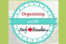 HOME:  Organizing / Organization tips to use around the home