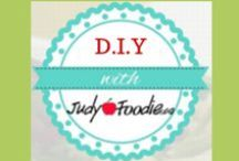 HOME:  DIY / DIY Craft Bloggers and Vloggers Group Community Board board for great ideas from DIY Craft blogs and videos. We would love your pins too. To be invited please follow our JudyFoodie Home Economist profile and send an email to 123judyfoodie@gmail.com. No spam please and happy pinning.