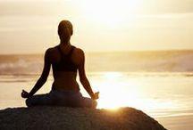 S p i r i t u a l i t y :  meditation / Free your mind... Meditate. / by Johana Ufa