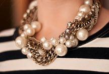 Accessorize me : P e a r l s / Pearly pearl / by Johana Ufa