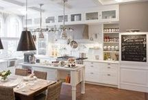 Kitchens / by Design{on}Paper