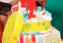 Birthday Cakes for Boys / Toddler boy birthday cake ideas