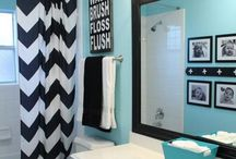 Bathroom / Ideas for when we finally get round to decorating the bathroom  / by Nikki L