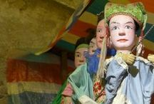Puppets / In honour of our upcoming event on Taiwanese puppetry #visitMOA https://www.facebook.com/events/408311002640382/?ref=5