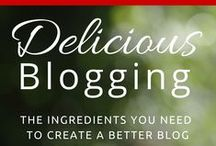 Blogging / Every blogger has their favorite sites for blog tips and instructions. These are some of mine. If you want to know how to blog read these and visit me at DebiStangeland.com. A delicious blog starts with quality ingredients. Implement these blog tips and you'll be on your way to creating a tasty site for your readers. Happy Blogging! ★Learn HOW To Blog★