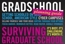 Grad School / by Wesleyan College