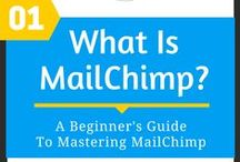 Mastering MailChimp / Join me for 31 simple daily lessons on mastering MailChimp. I will teach you everthing you need to know to become proficient with this amazing email list-building tool.