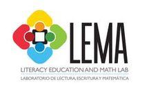 LEMA -Literacy Education and Math Lab