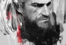 The Witcher / Geralt of Rivia!