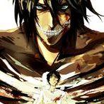 Attack On Titan / Attack On Titan Anime