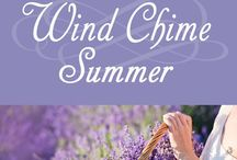 Wind Chime Summer / Images to inspire Wind Chime Summer, a love story set on a Chesapeake Bay oyster farm.