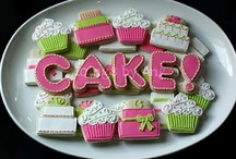 Cakes / by Beatrice