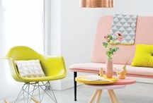 Home is where the heart Is / Lemonade Decor shares some of their favorite home finds. Inspiring ideas of color schemes, quirky furniture and odd ends. Drop us a mail to lemonadevintagedecor@gmail.com for customized finds!