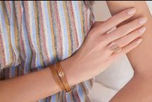 Dress up your fingers! / Rings, rings,...