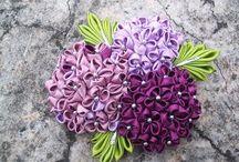 Flowers / Unique handmade pieces