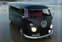Volkswagen Buses / A collection of VW Buses.